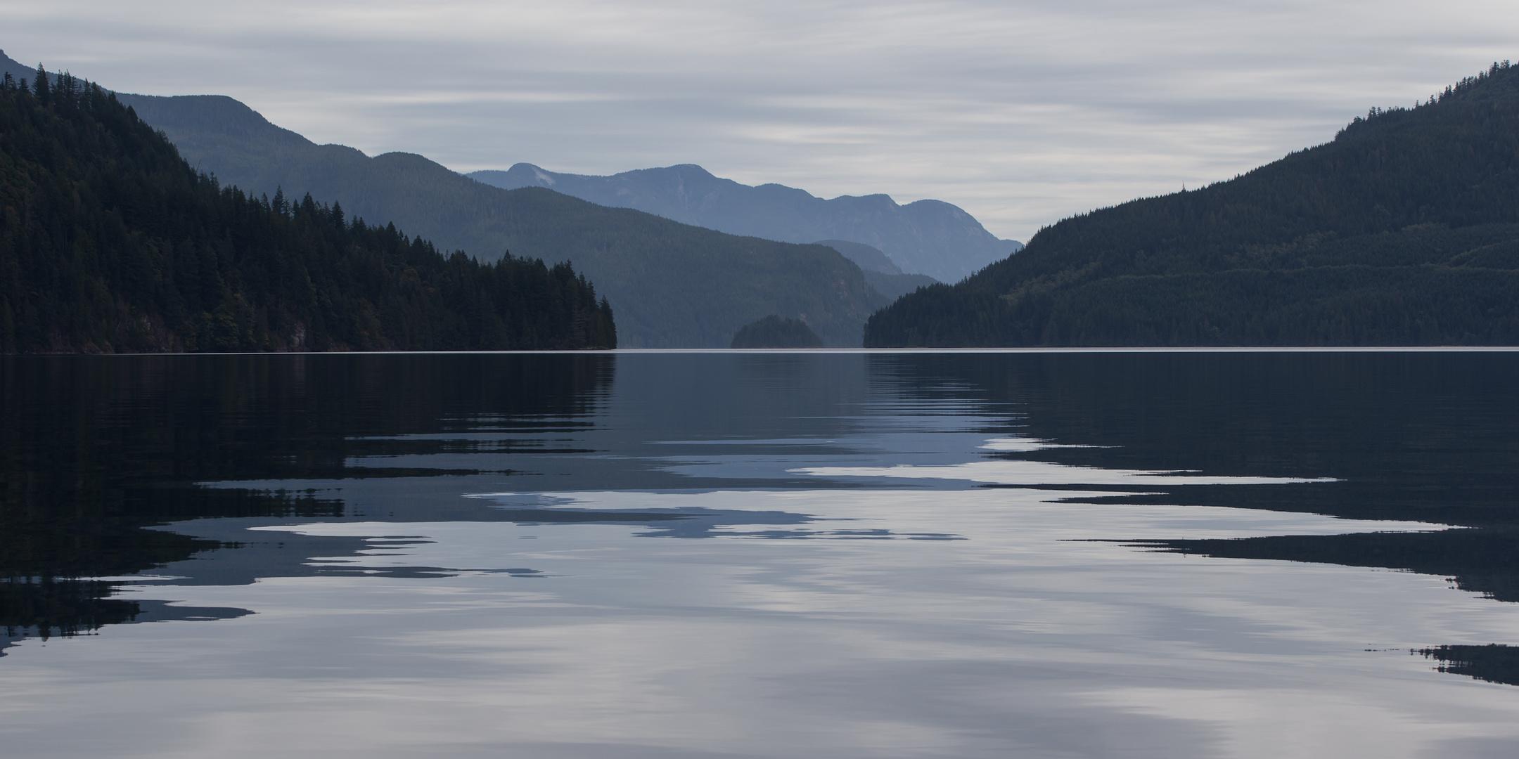 Ruhe auf dem Wasser