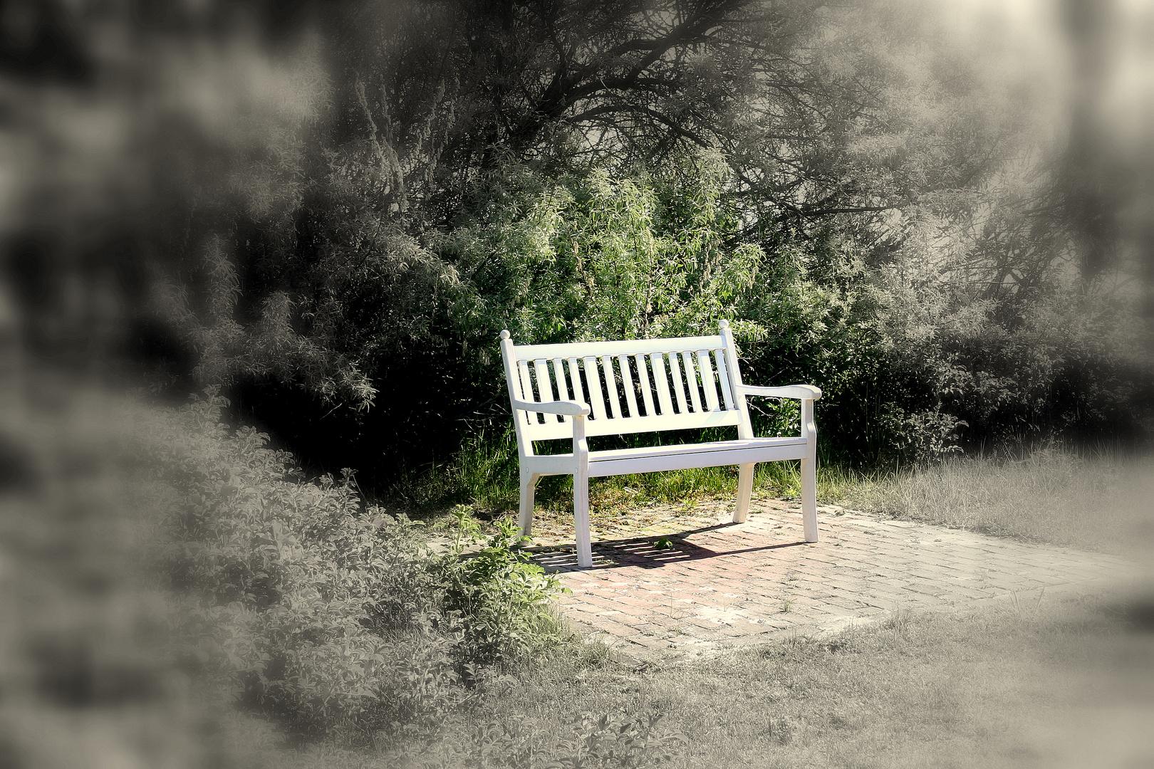 Ruhe finden......