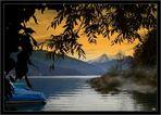 Ruhe und Frieden am See..