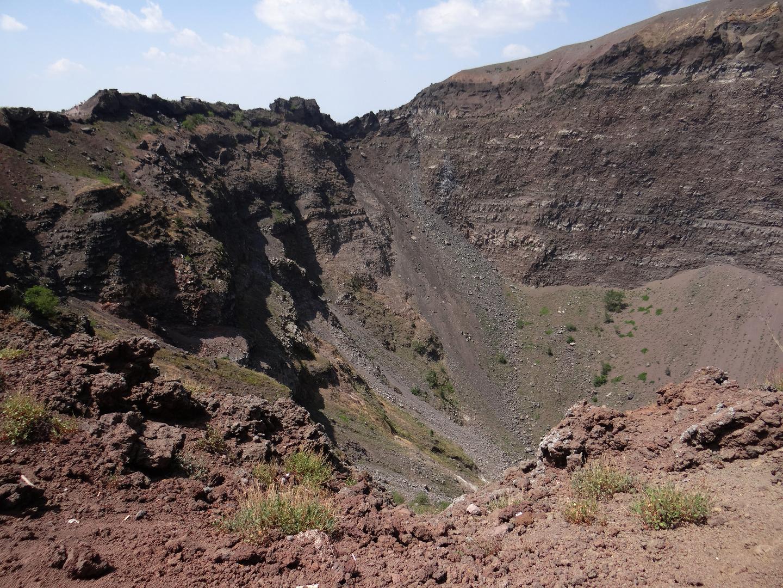 Ruhender Vesuv
