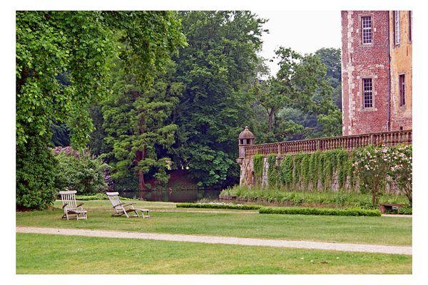 Ruheoase Schloss Dyck