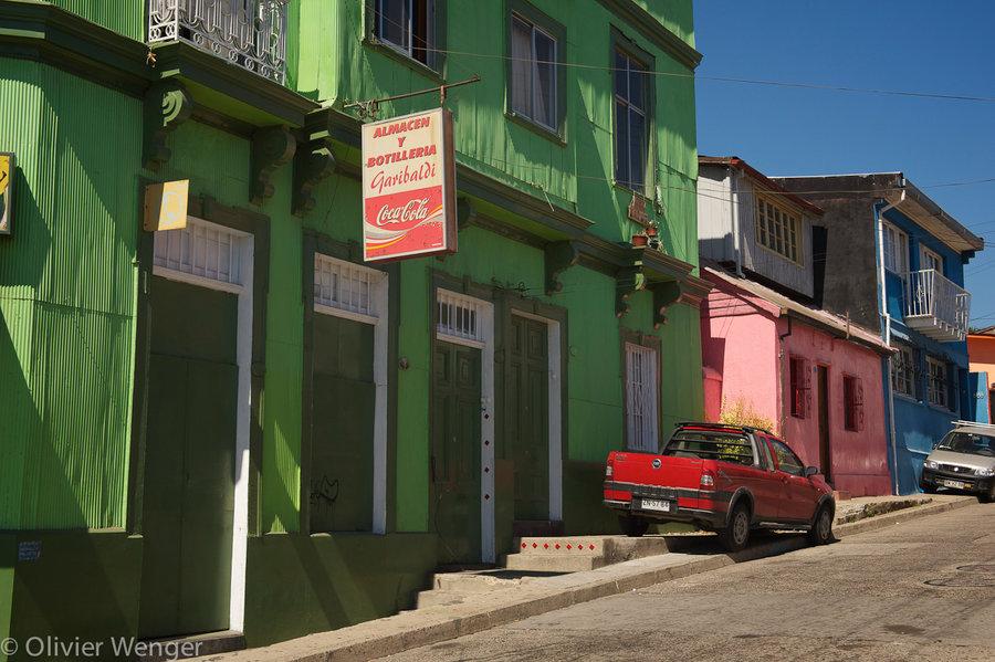 Ruhetag - Valparaiso, Chile