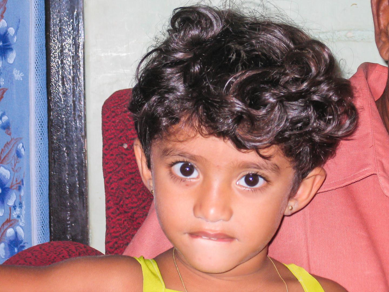 Ruhi - ein Tsunami Waisenkind