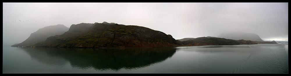 ruhig liegt die See