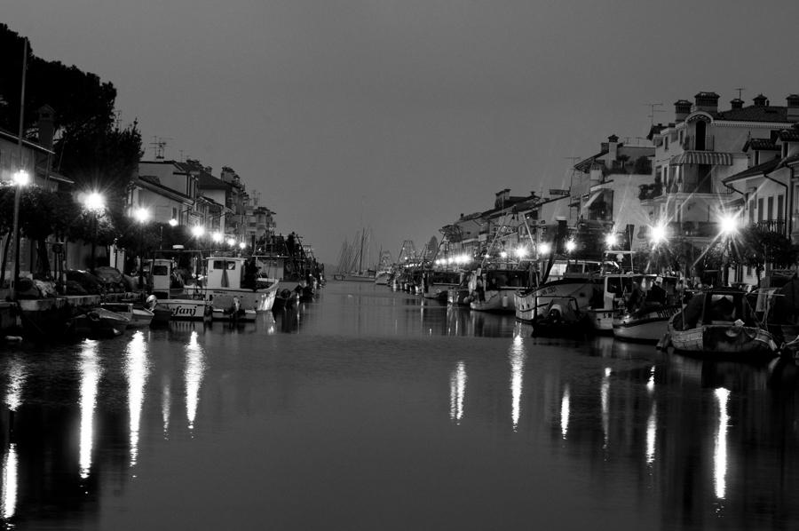 Ruhige Nacht in Grado
