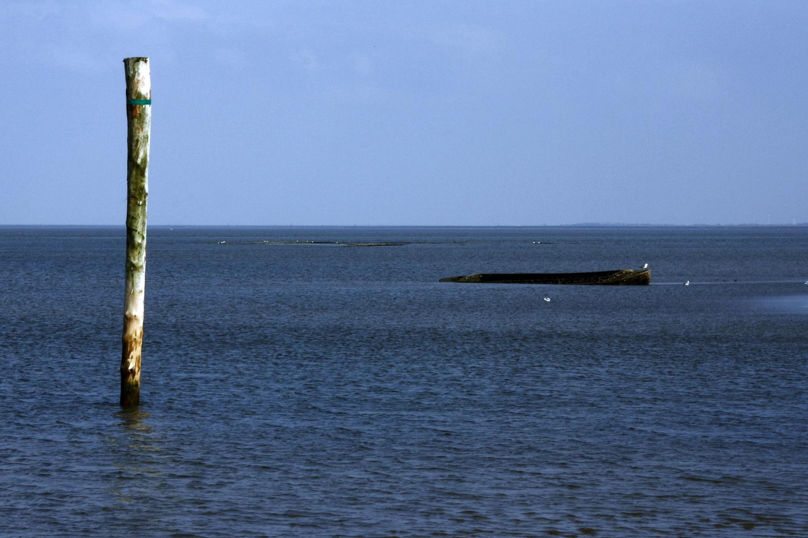 Ruhige Nordsee