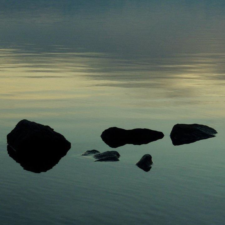Ruhige Steine