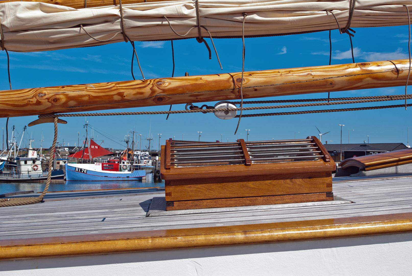 Ruhige Tage im Hafen 2