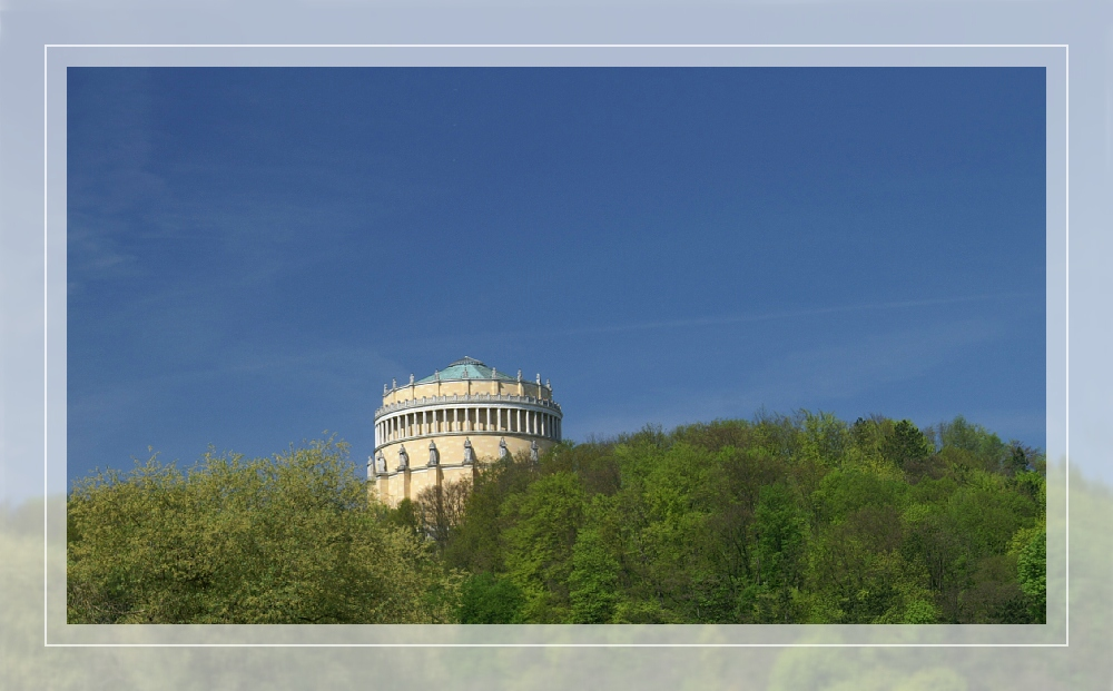 Ruhmeshalle bei Kehlheim/Donau