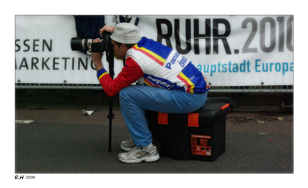 Ruhr Marathon 2008