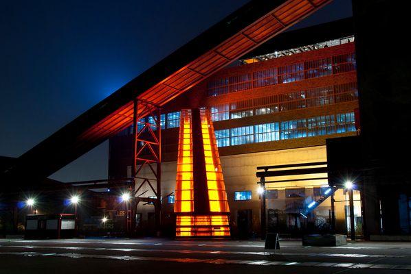 Ruhr Museum bei der Zeche Zollverein (Kohlenwäsche)