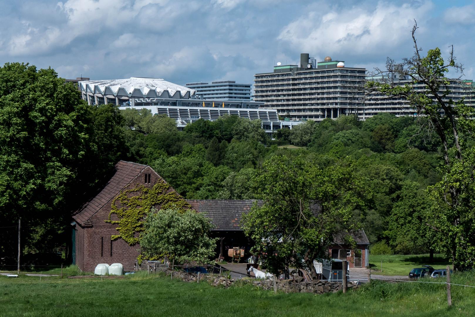 Ruhr-Universität Bochum. Die andere Seite...