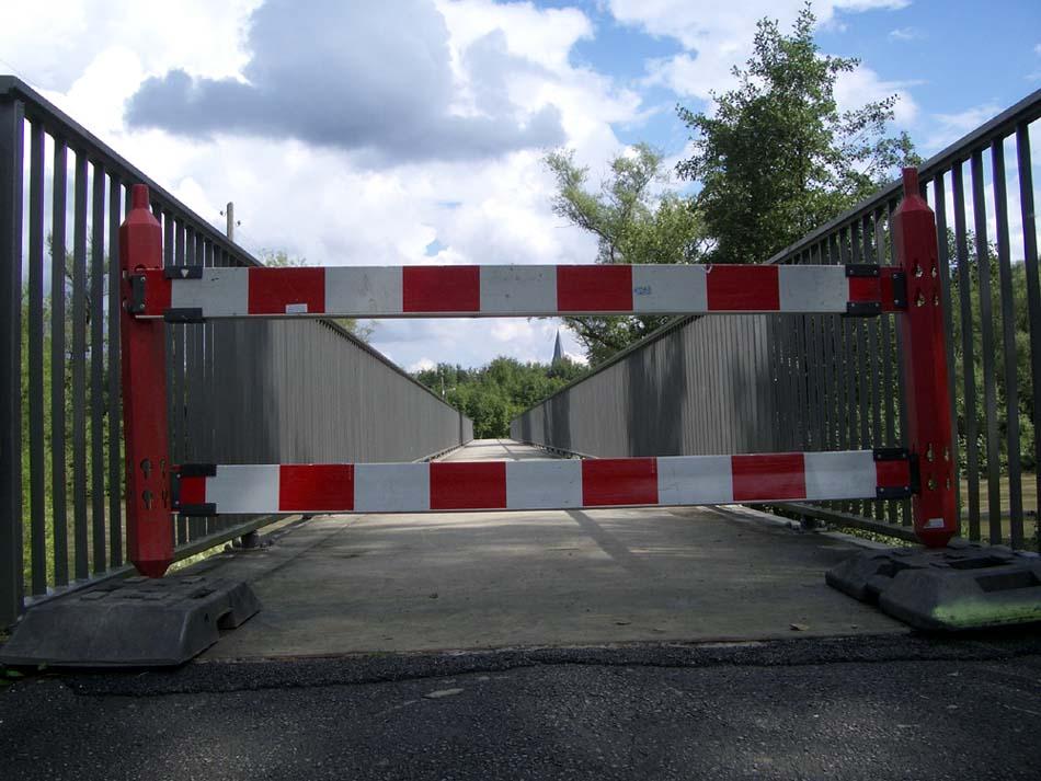 Ruhrbrücke bei Arnsberg - Neheim