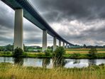 Ruhrbrücke bei Mintard