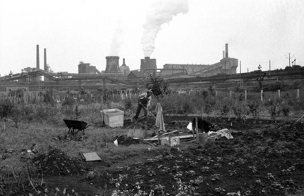 Ruhrgebiet 1977 _ 1