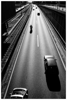 Ruhrgebiet ::: A40:Weg!Wohin?