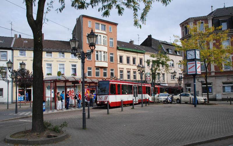 Ruhrort, Friedrichsplatz