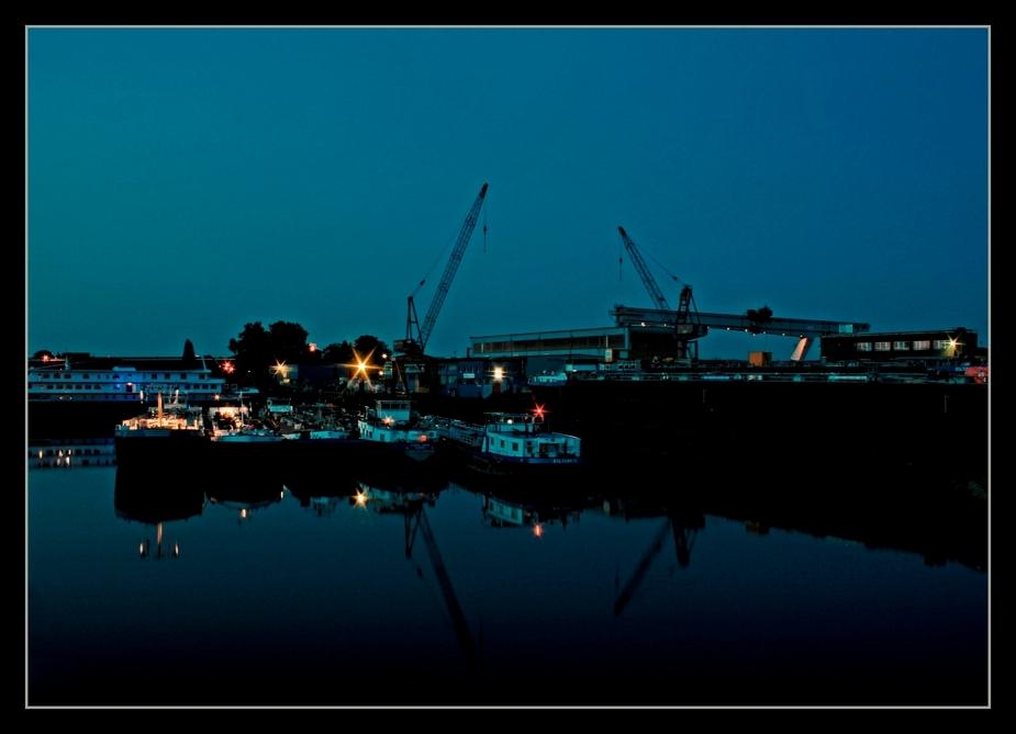 Ruhrort Hafen