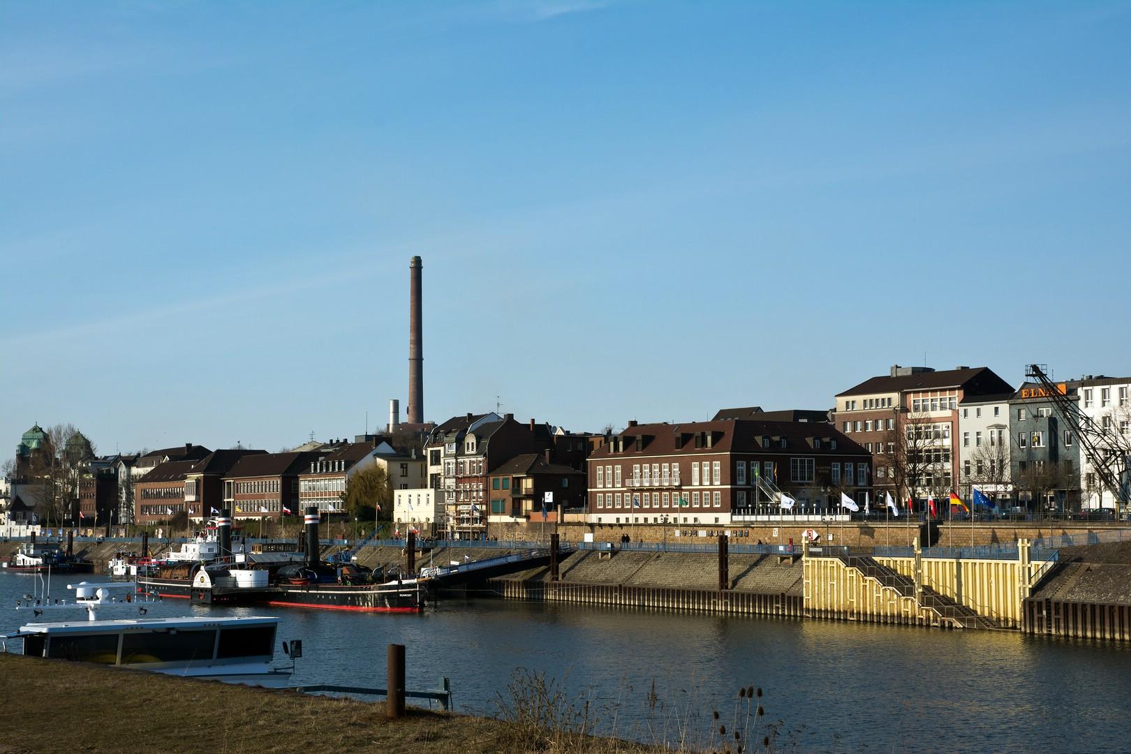 Ruhrorter Hafen, Duisburg