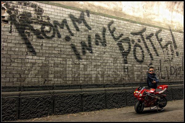 -  Ruhrpott Rider -