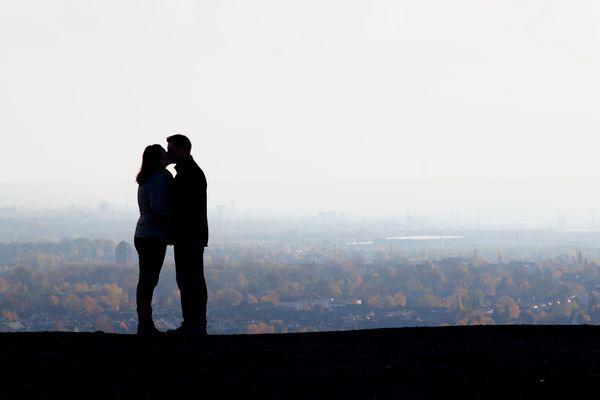 Ruhrpott Romantik auf der Halde Haniel