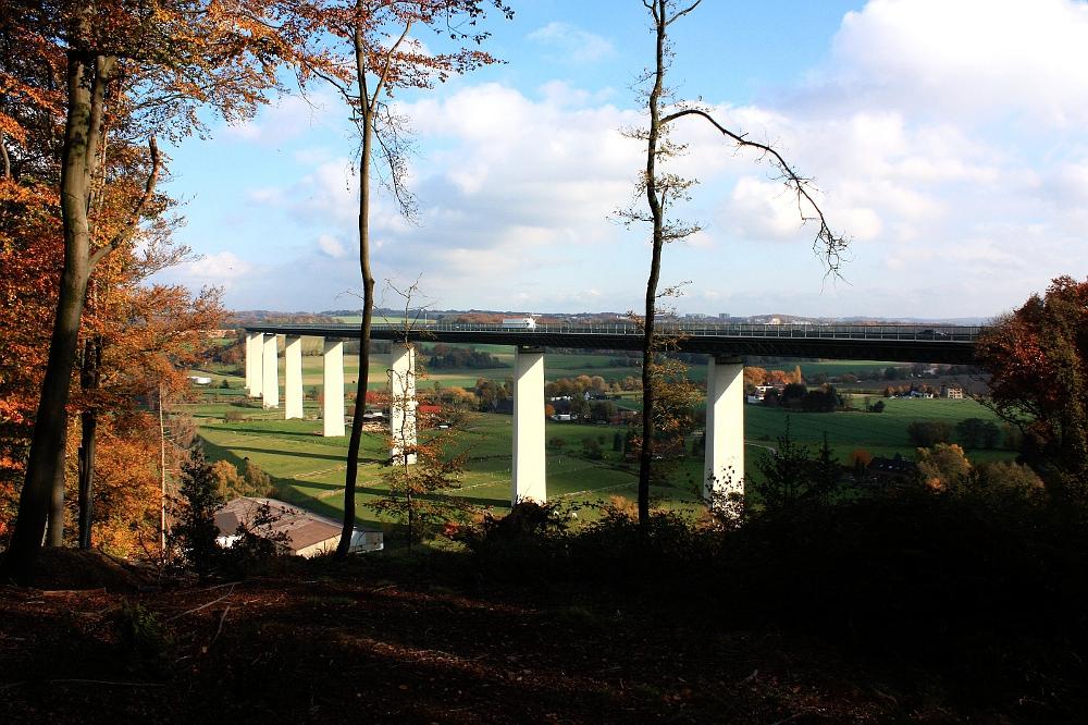 Ruhrtalbrücke A52...
