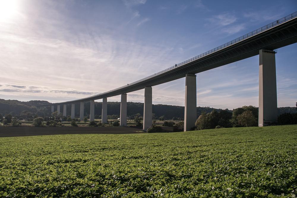 Ruhrtalbrücke - Mülheim/Ruhr