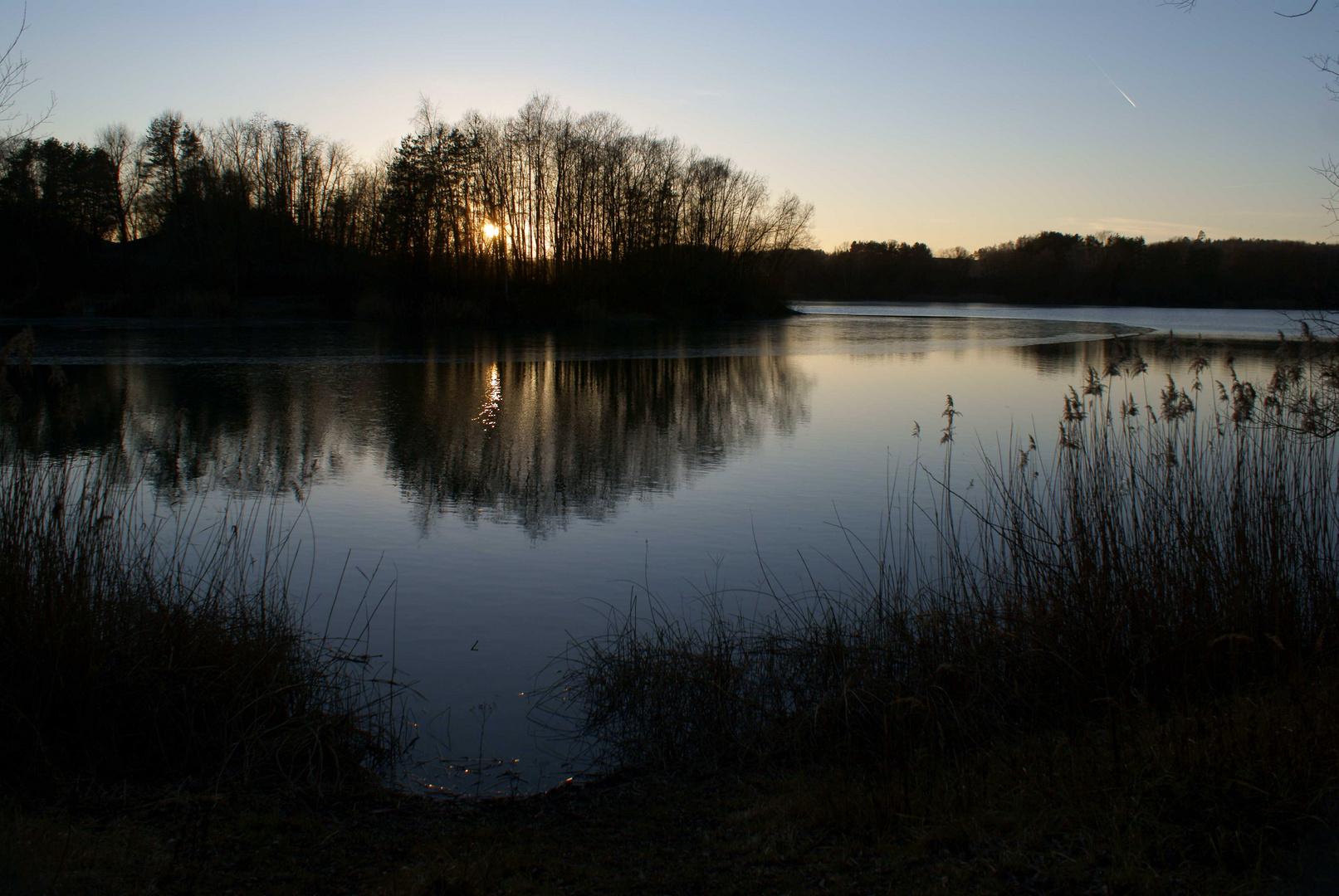... ruht der See