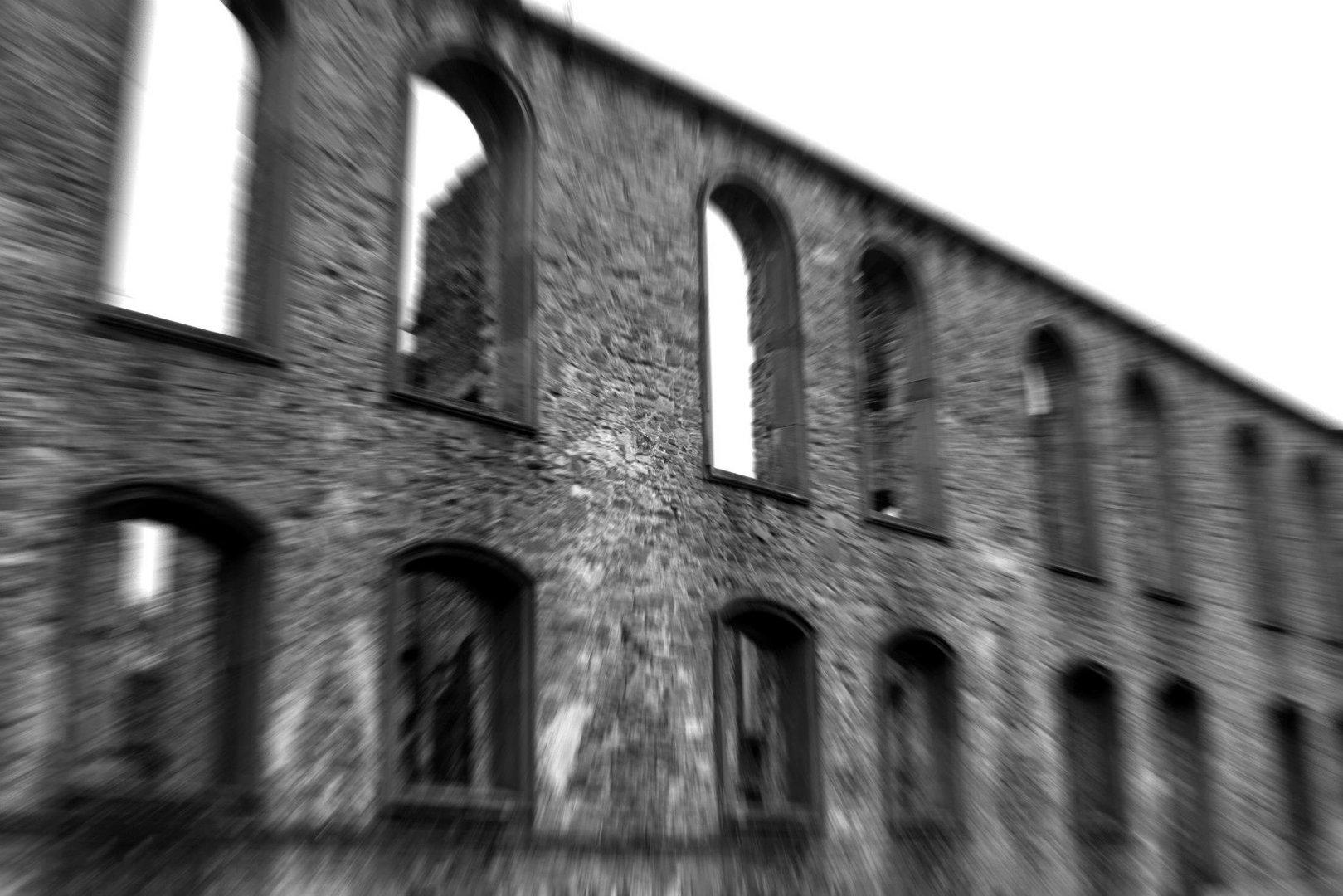 ruin in motion