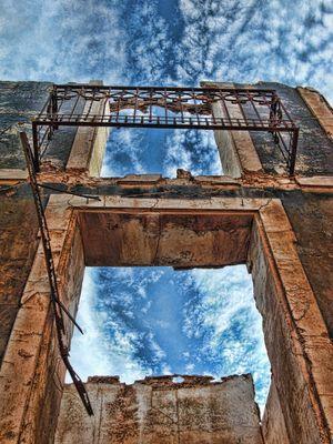 Ruinas de Belchite viejo (Guerra Civil española)