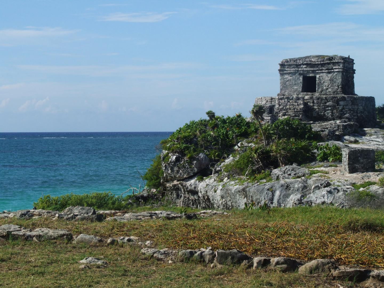 Ruinas de Tulum (Riviera Maya)