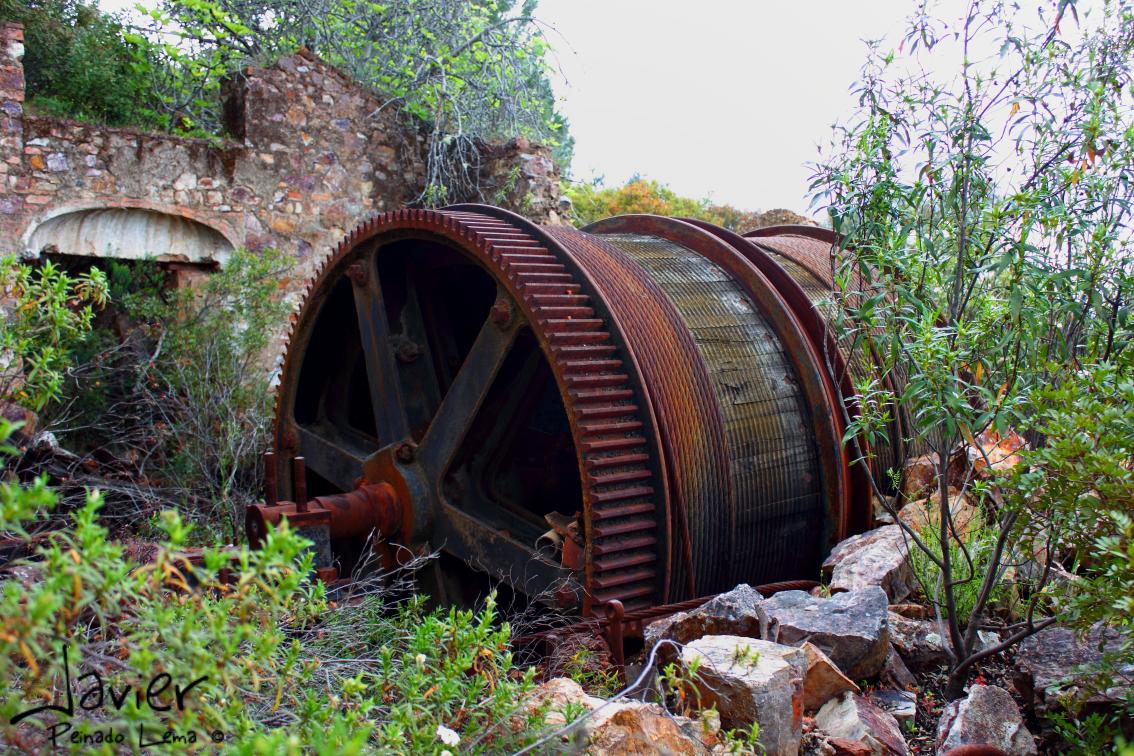 Ruinas mineras