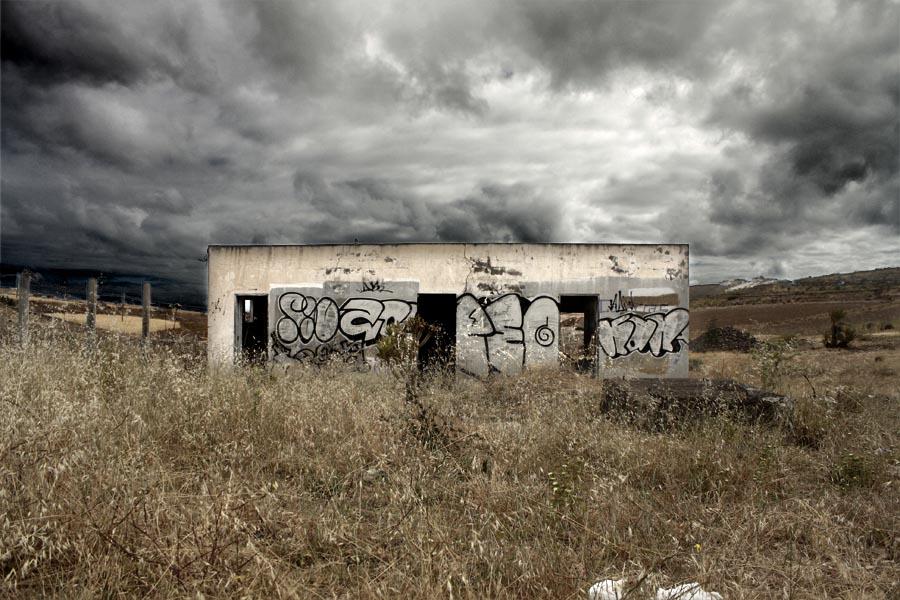 Ruinas modernas