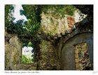 Ruinas Monasterio San Salvatore ( Erice Sicilia Italia )