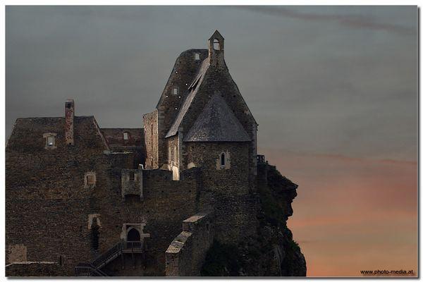 """Ruine Aggstein """"Wachauerland"""""""