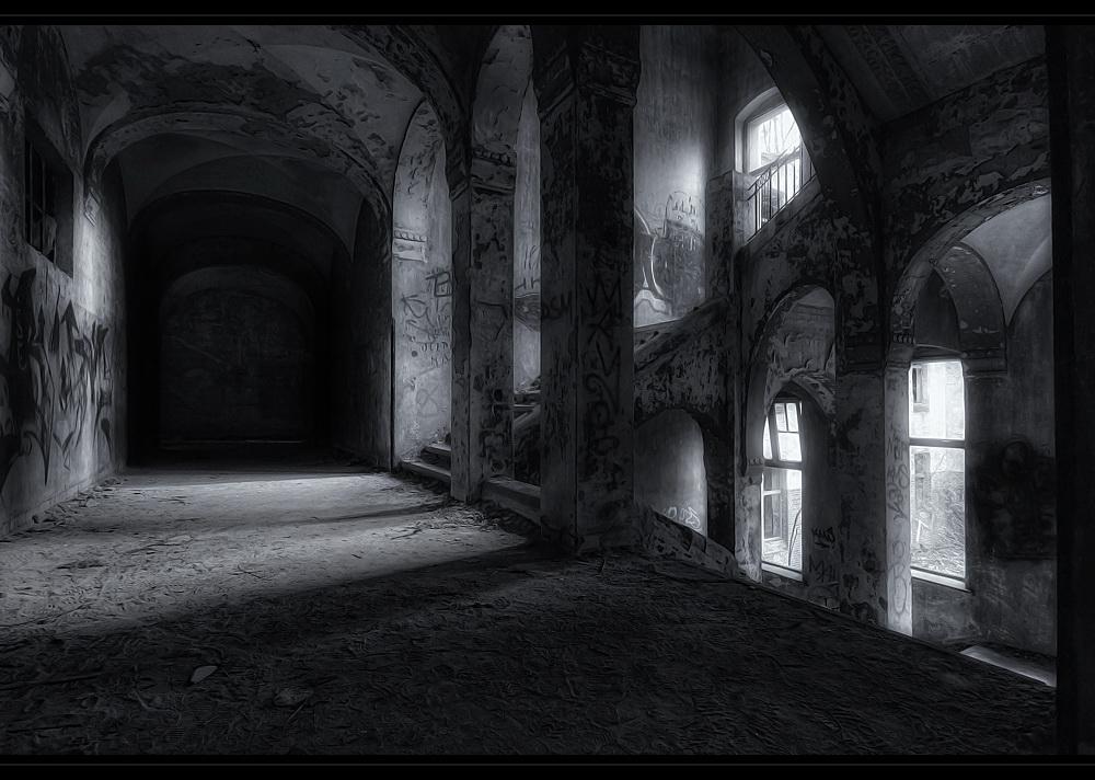 Ruine Beelitz.....2010