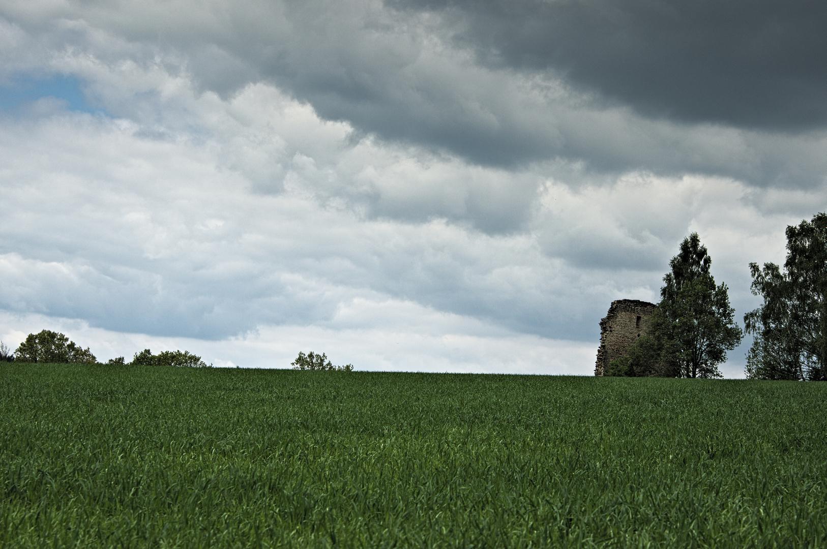 Ruine bei Wirsberg