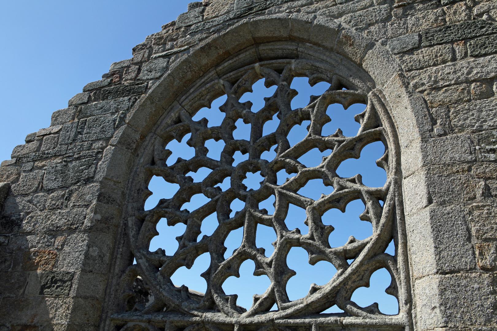 Ruine der Chapelle de Languidou