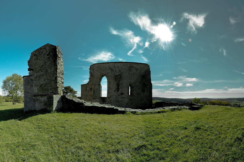 Ruine der St.-Katharinen-Kapelle
