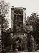 Ruine des Tempelherrenhauses