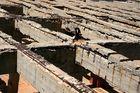 Ruine einer alten Walfängerei - Chile