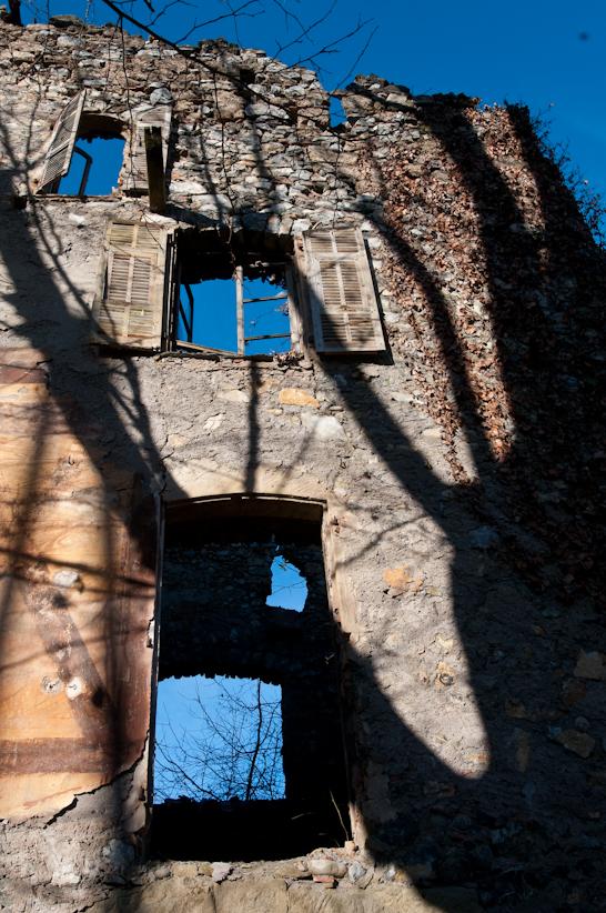 Ruine en gloire
