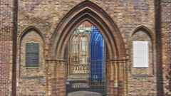 Ruine Franziskanerkloster 3 (3D)