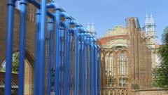 Ruine Franziskanerkloster 4 (3D)