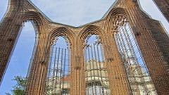 Ruine Franziskanerkloster 5 (3D)