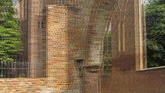 Ruine Franziskanerkloster 6 (3D)
