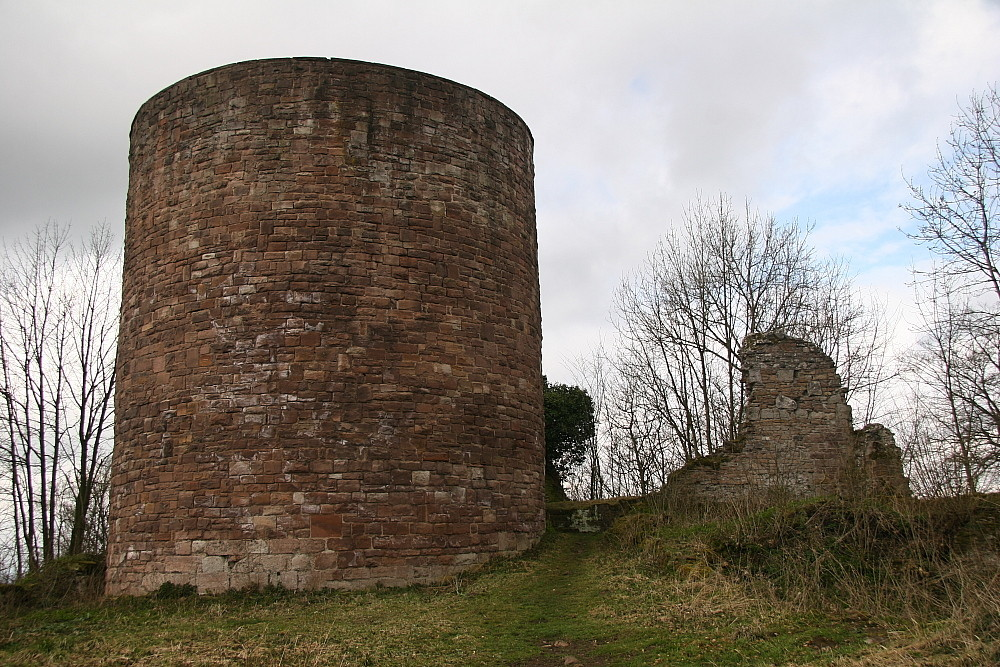Ruine Homburg #1