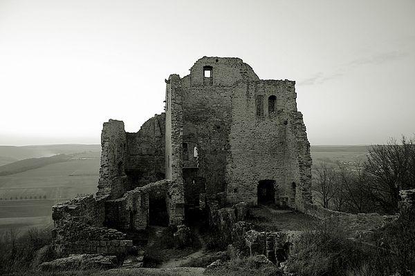 Ruine Homburg I