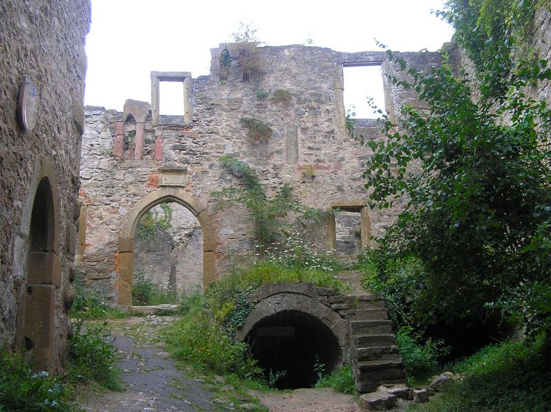 Ruine Hornberg