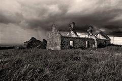 Ruine in Easky,